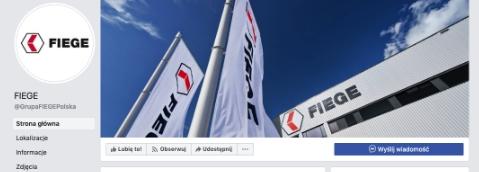 Fiege Facebook Lokalizacje